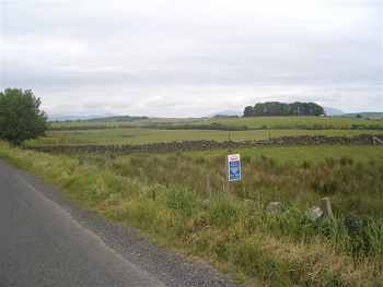 Building Plots, Newton Stewart Road