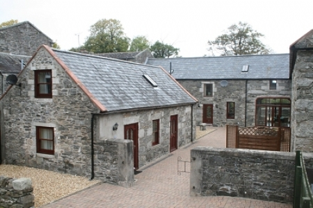 Stable Lodge and Stable Cottage, Barholm