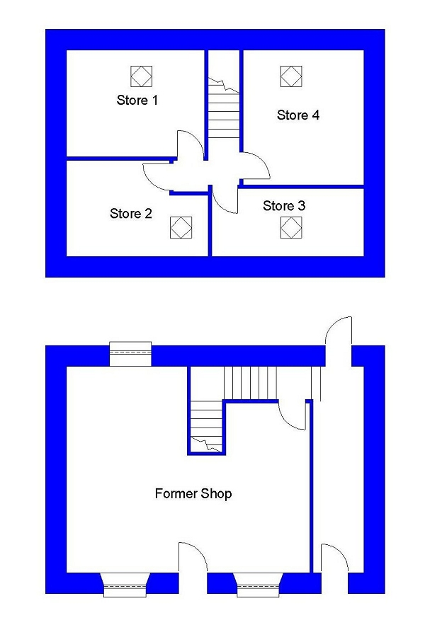 Lot 2 - Floorplan